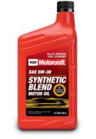 Моторное масло Motorcraft SAE 5W-30 Synthetic Blend Motor Oil
